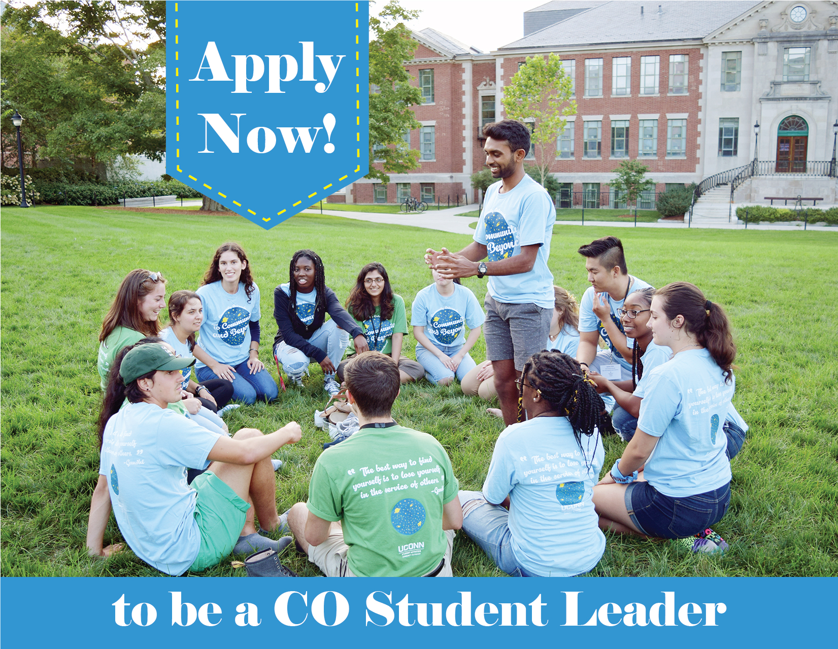 apply now co student leader apps button for web spring 2019