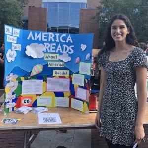 America Reads involvement fair