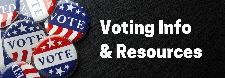 voting info button