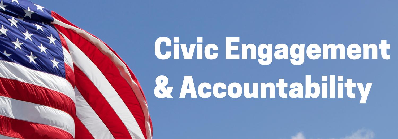 civic engagement button